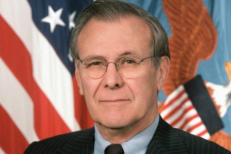 ABD'nin eski Savunma Bakanı Donald Rumsfeld hayatını kaybetti