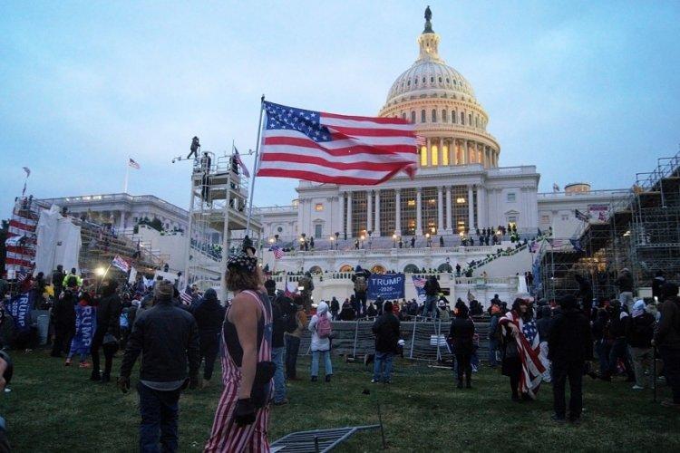 ABD Temsilciler Meclisi'nden 6 Ocak kararı