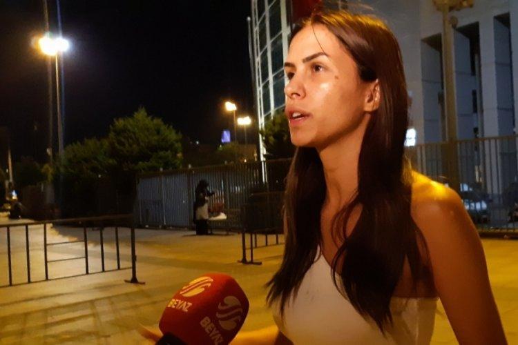 Beyoğlu'ndaki olayda Ayşegül Çınar konuştu: Nefsi müdafaa