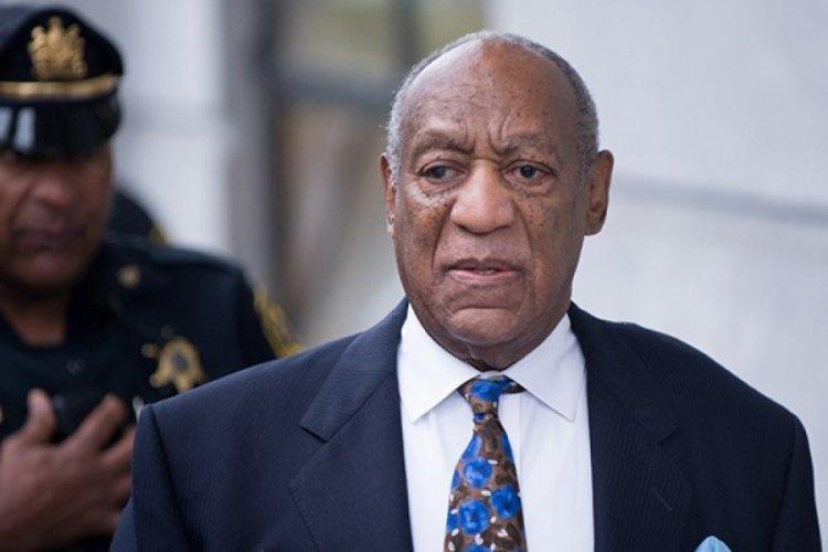 Cinsel taciz suçlamasıyla hapis yatan komedyen Bill Cosby serbest bırakıldı