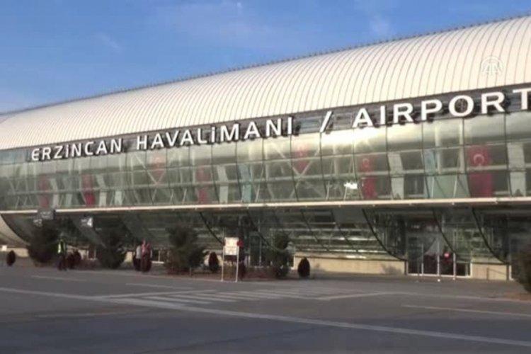Erzincan Havalimanının adı resmi olarak değişti