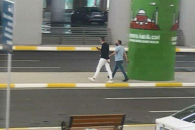 İstanbul Havalimanı'nda hırsızlık 15 saniye, yakalanmaları 3 dakika sürdü