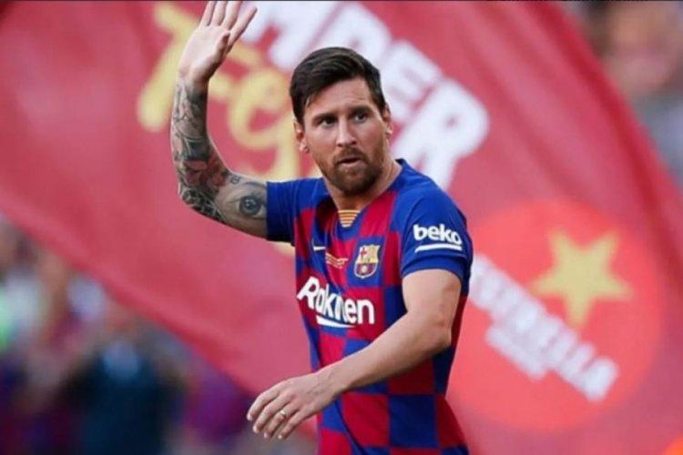 Lionel Messi artık serbest!