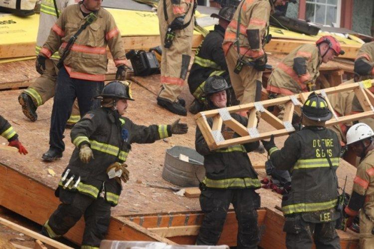 Miami'den sonra Washington: İnşaat halindeki bina çöktü