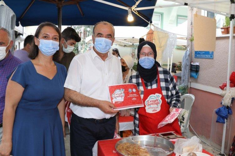 Bursa Mudanya Lezzet Şenliği'nde coşkulu açılış
