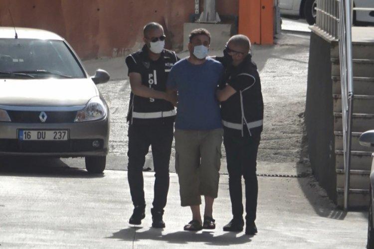 Bursa'da Cumhurbaşkanı Erdoğan ve Bakan Soylu'ya hakarete gözaltı