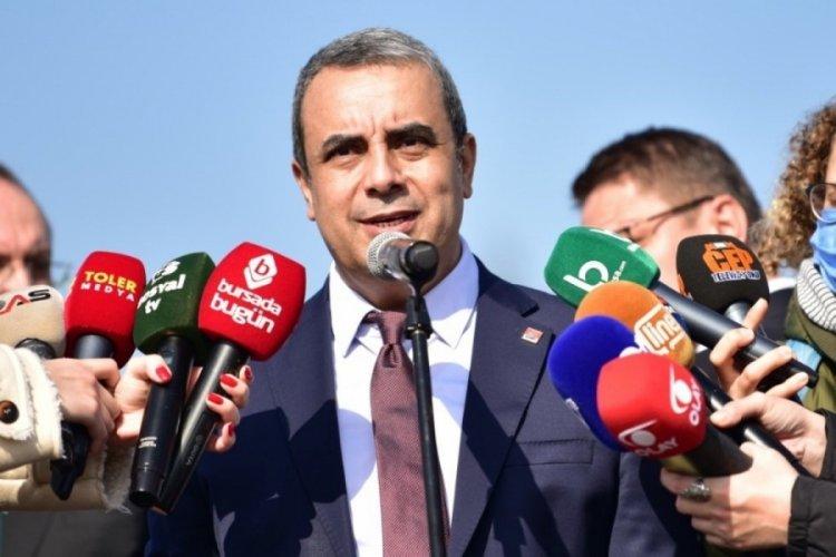 CHP Bursa İl Başkanı Karaca'dan EDS ihalesi tepkisi