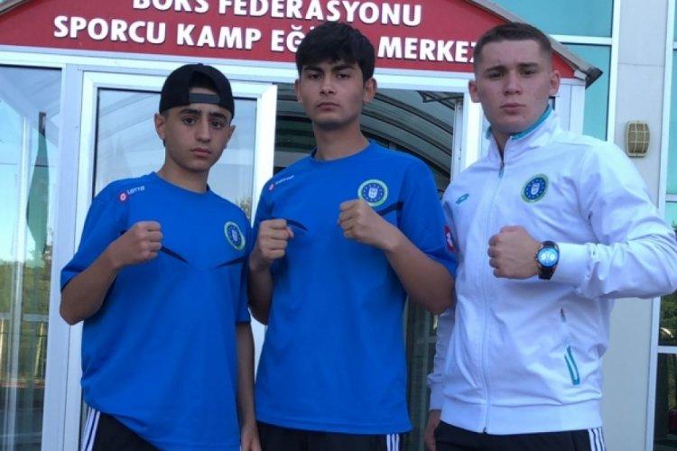 Büyükşehir Belediyesporlu boksörler Gürcistan'da ringe çıkacak