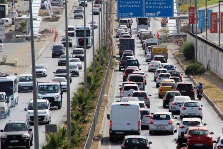 Bodrum'a akın: Nüfus 1 milyona yaklaştı