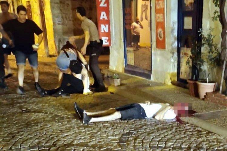 Sokak ortasında vahşet! Demirle vurarak öldürdü