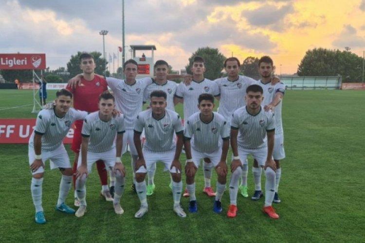 Bursaspor U19 yarı finalde