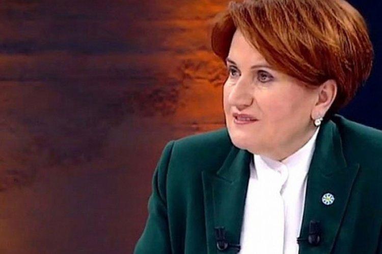 Meral Akşener'den İmamoğlu ve Yavaş'ın adaylığına ilişkin açıklama