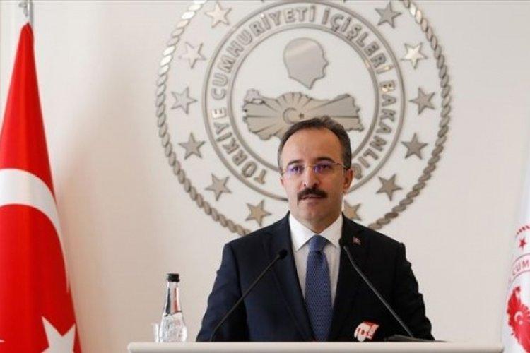 İçişleri Sözcüsü Çataklı'dan Mehmet Aydın açıklaması