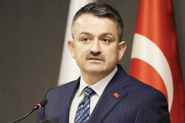 Bakan Pakdemirli: Türkiye'nin gündeminden ithal hayvanı çıkarttık