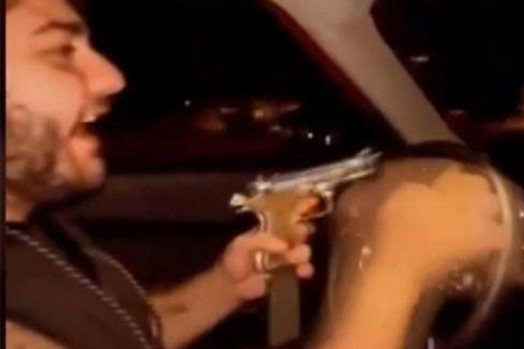 Murat Övüç, trafikte terör estiren oğlunu küfürler savurarak savundu