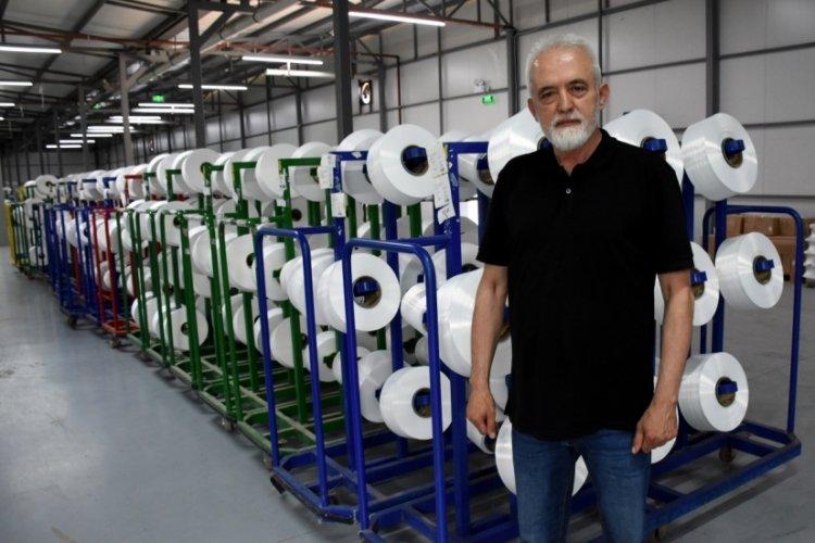 Bursalı tekstil firması katma değerini artırdı