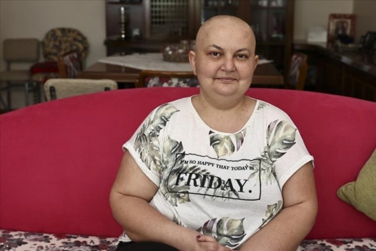 Kanserle savaşı tam dokuz kez kazandı!