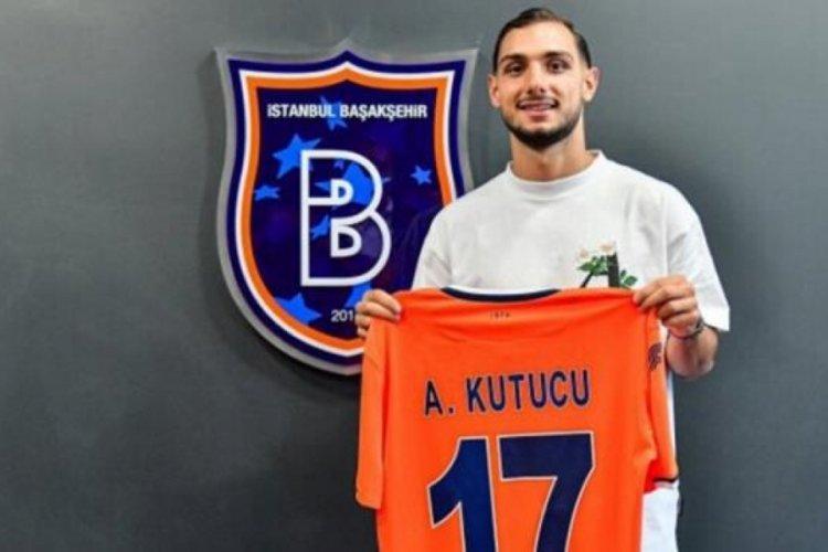 Ahmed Kutucu, Başakşehir'de!