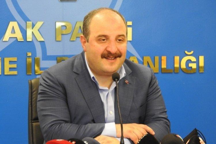 """Bakan Varank: """"Edirne'yi CHP zulmünden kurtarmamız lazım"""""""