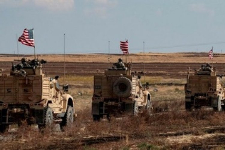 ABD ile DSG, petrol ve buğday yüklü onlarca kamyonu Irak'a sevk etti