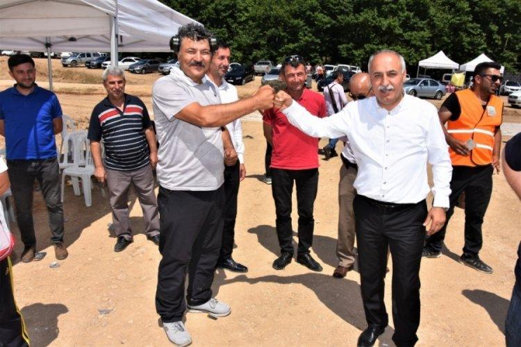 Avcılık Bayramı Bursa'da kutlandı