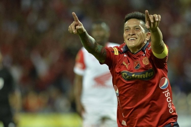 Galatasaray, Arjantinli golcü German Cano'nun peşinde!