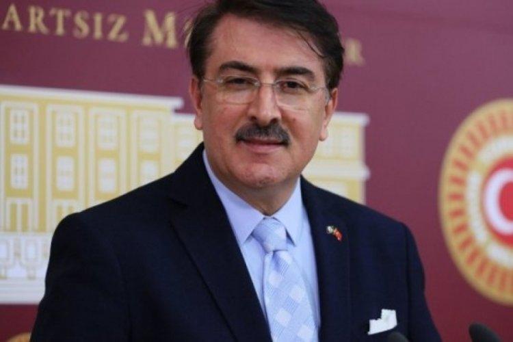 AK Parti'li Aydemir: Muhalefetin işi gücü iftira atmak, dedikodu yapmak