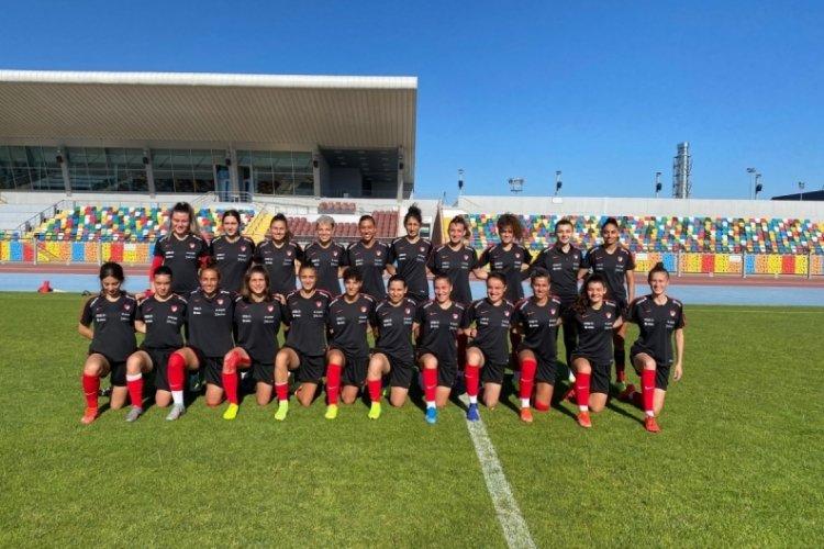 A Milli Kadın Futbol Takımı, Arnavutluk ile iki hazırlık maçı yapacak