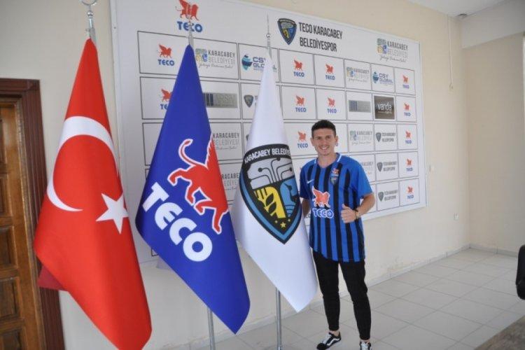 Ahmet Eren, TECO Karacabey Belediyespor'da
