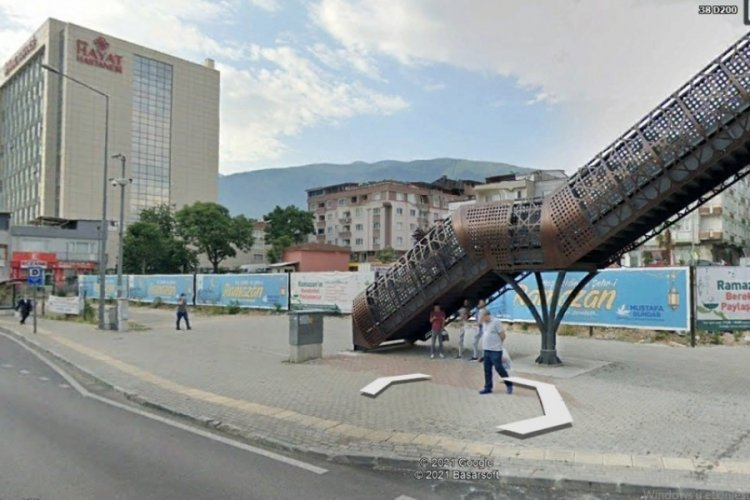 Bursa Osmangazi'de rant oyununa izin vermeyiz açıklaması