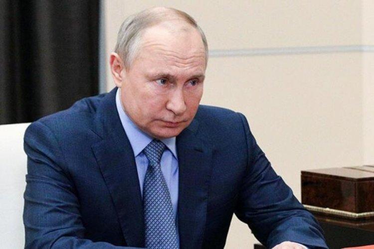 Rusya Devlet Başkanı Putin'den Afganistan açıklaması