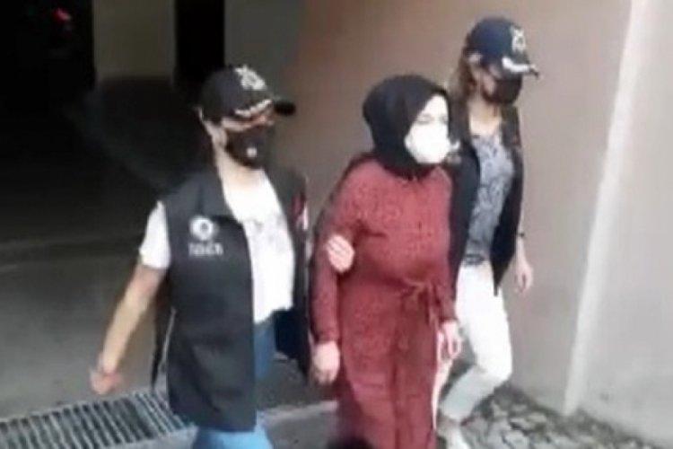 FETÖ elebaşının akrabası tutuklandı