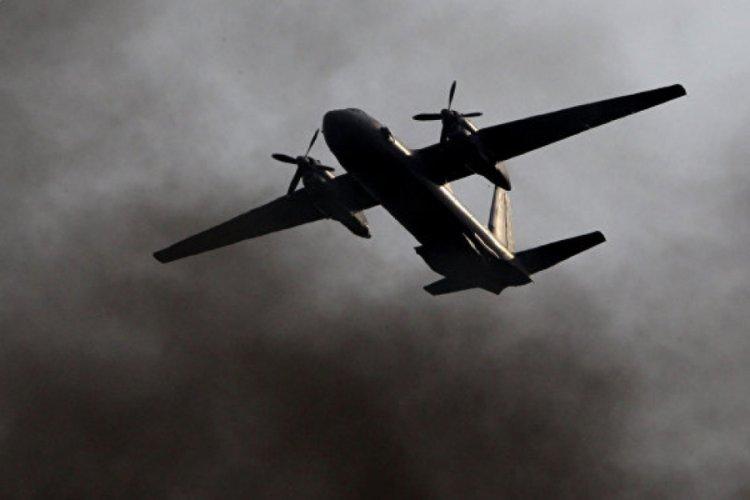 28 kişiyi taşıyan Rus uçağı kayboldu
