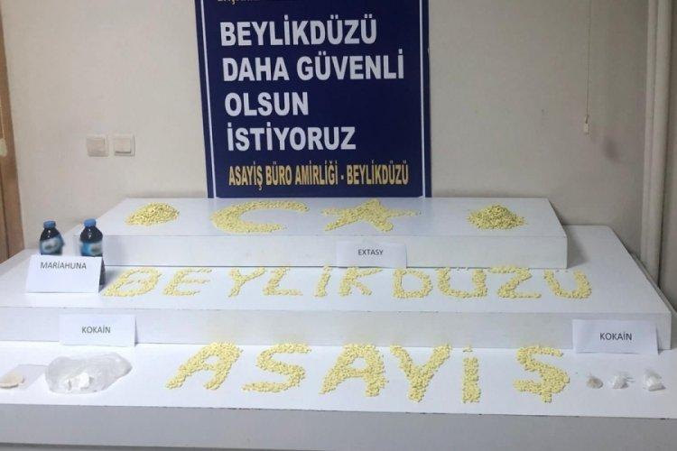 İstanbul'da hurdalığa uyuşturucu baskını