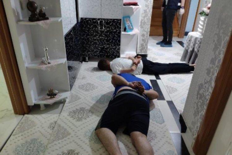 Ankara'da 'Matador' operasyonu: 12 gözaltı