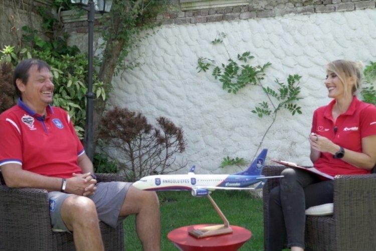 Ergin Ataman: İki sezondur hep şampiyon olacağımızı söyledik