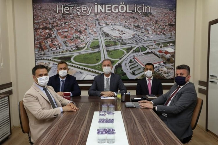 Bursa İnegöl Belediyesi, Kurban Bayramı'na hazır
