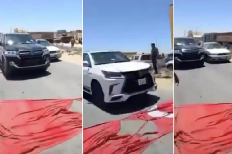 Dışişleri, Libya'da Türk bayrağına çirkin saldırıyı kınadı