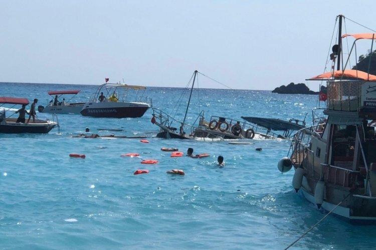Fethiye'de kaza yapan teknenin kaptanı konuştu