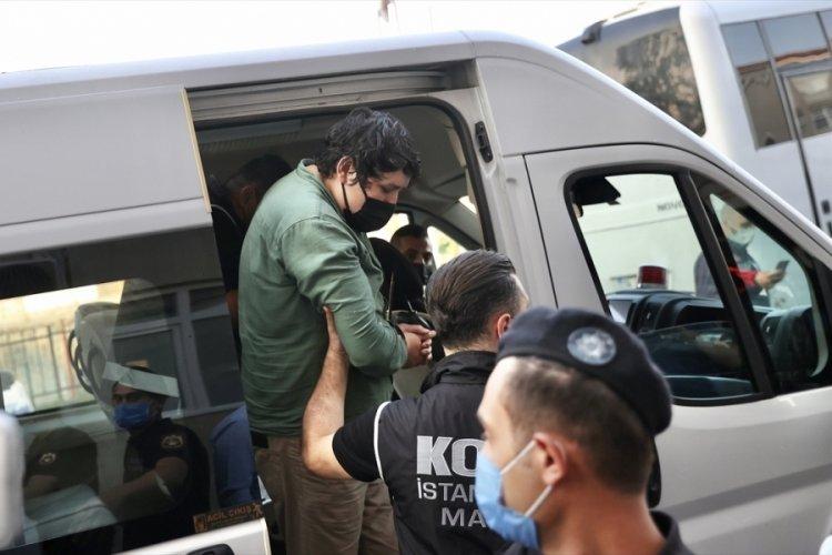 'Tosuncuk' lakaplı Mehmet Aydın adliyeye sevk edildi