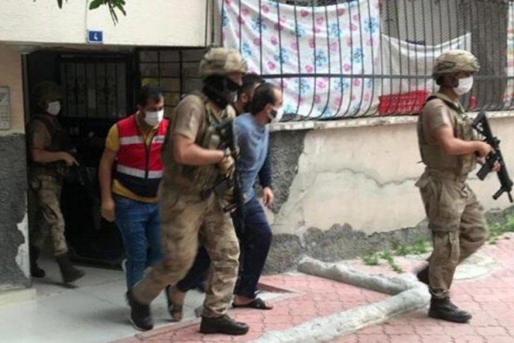 DEAŞ'a yönelik operasyonda 3 zanlı yakalandı