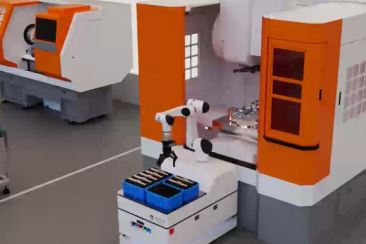 Bursa ULUTEK firması, Koreliler ile robot fabrikası kuracak