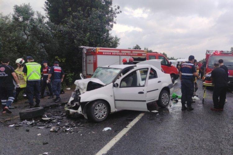 Bursa'daki kazada ölü sayısı 5'e yükseldi