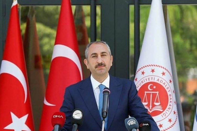 Bakan Abdulhamit Gül: 1000 hakim savcı alımı yapacağız