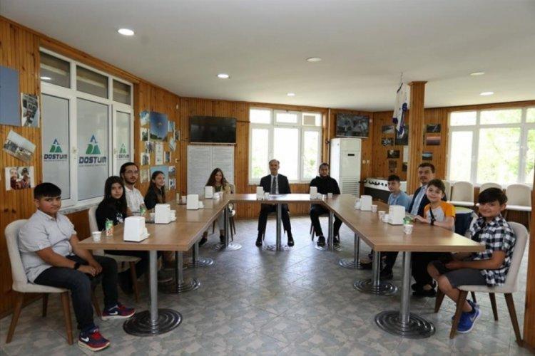 Bursa İnegöl'de 8. proje takımı kuruldu