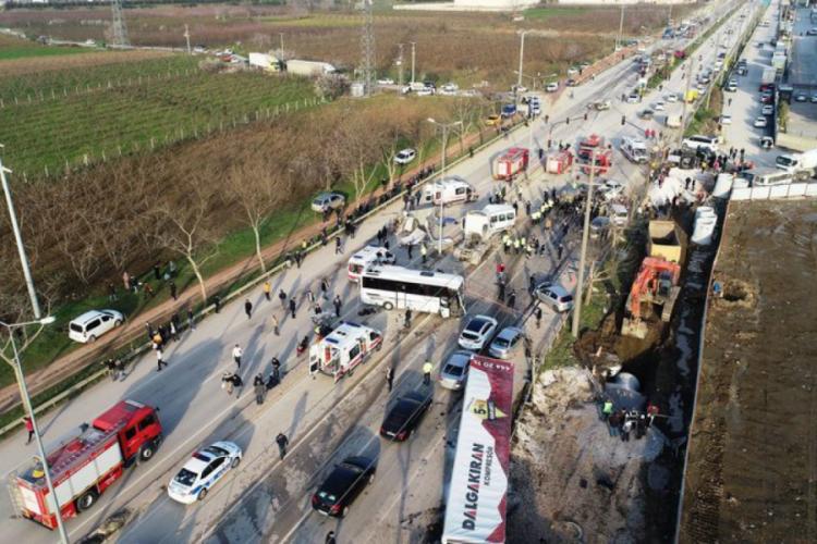 Bursa'da 4 kişinin öldüğü tır kazasıyla ilgili davanın ilk duruşması yapıldı