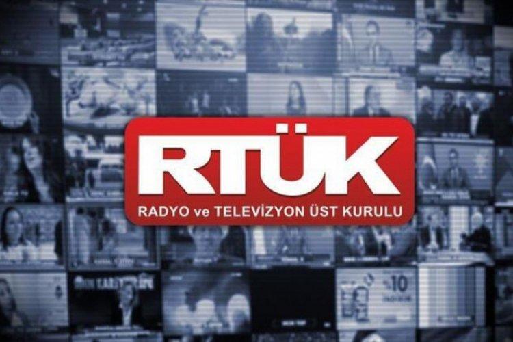 RTÜK'ten yayıncılara ceza!