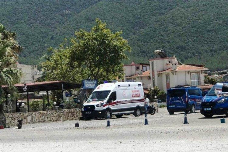 Kuşadası'ndaki bir kişi silahlı saldırı sonucu öldü