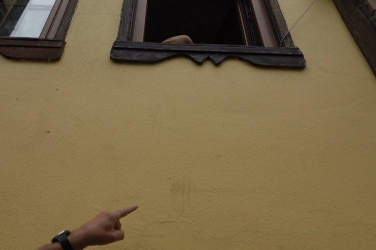 Bursa'da tarihi mahallenin başı hırsızlarla dertte