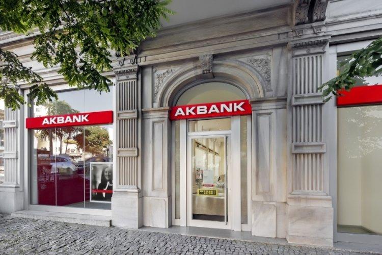 Akbank'tan şubelere ilişkin açıklama